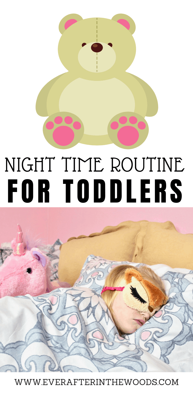 best practices for having toddlers stay asleep throughout the night dry