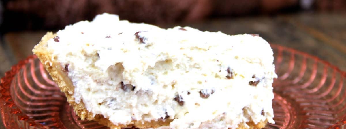 ricotta no bake cannoli filling