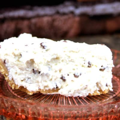 ricotta no bake cannoli filling