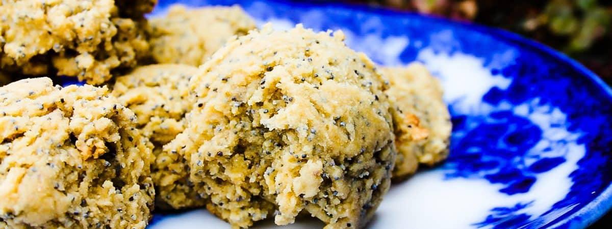 olive oil cookies