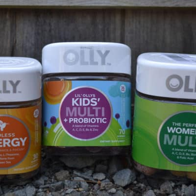 Happy Habits with Olly Vitamins