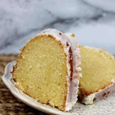 Moist Orange Pound Cake Recipe