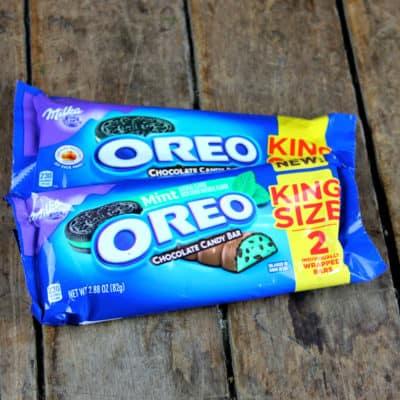 New Treats- OREO Chocolate King Size Candy Bars at Walmart