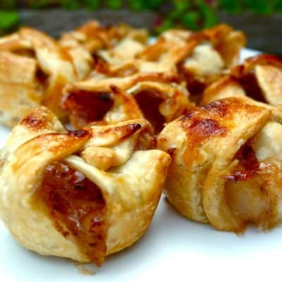 Apple Pie Bombs