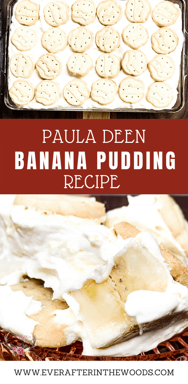 Paula Deen Banana Pudding Recipe