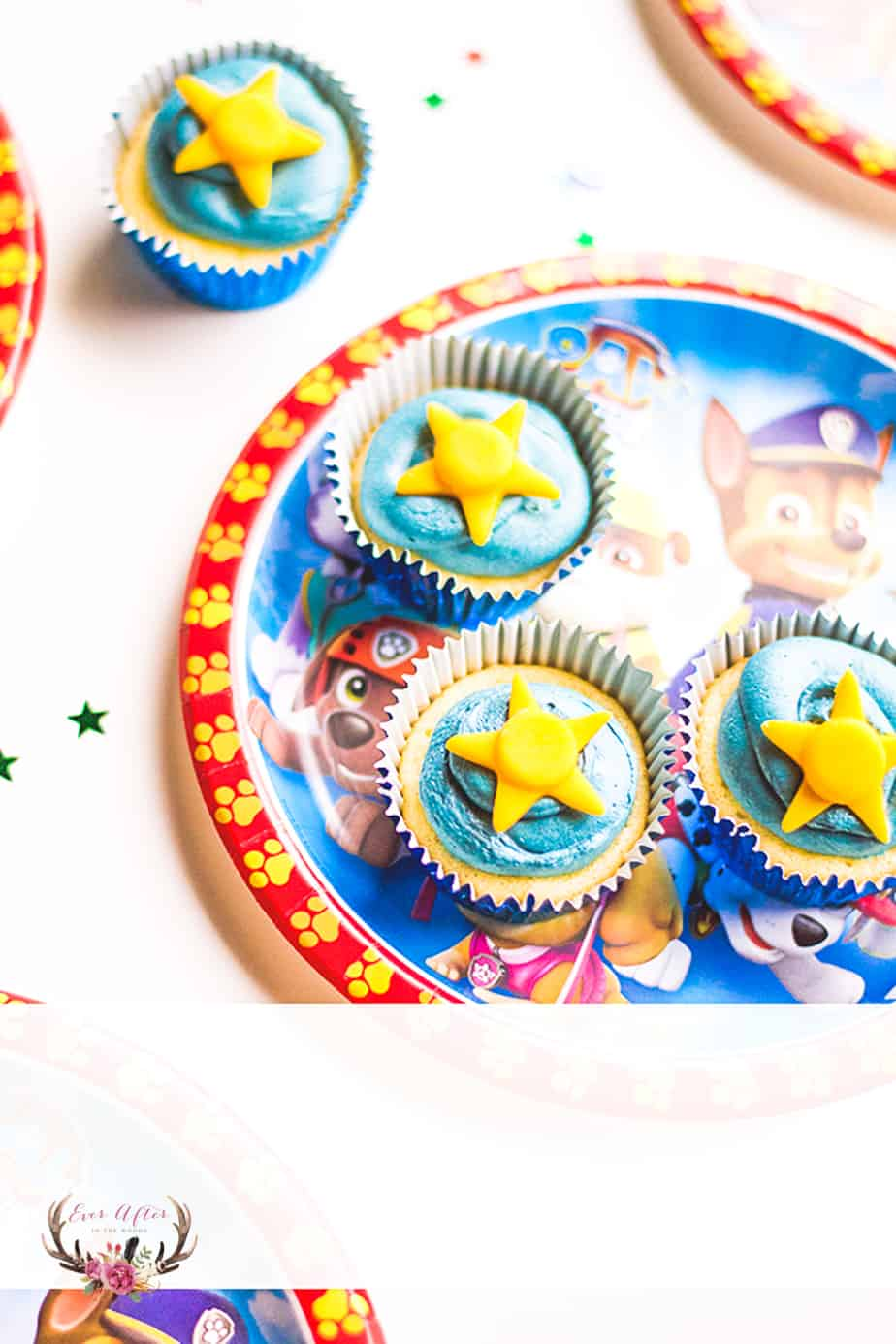 If you have a toddler, these Paw Patrol Cupcakes are exactly what you need to make the everyday special.