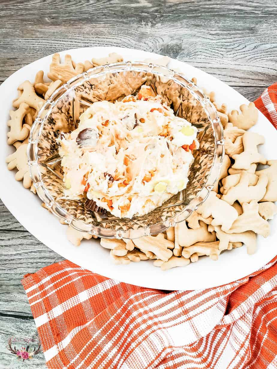 Peanut Butter Cookie Dip