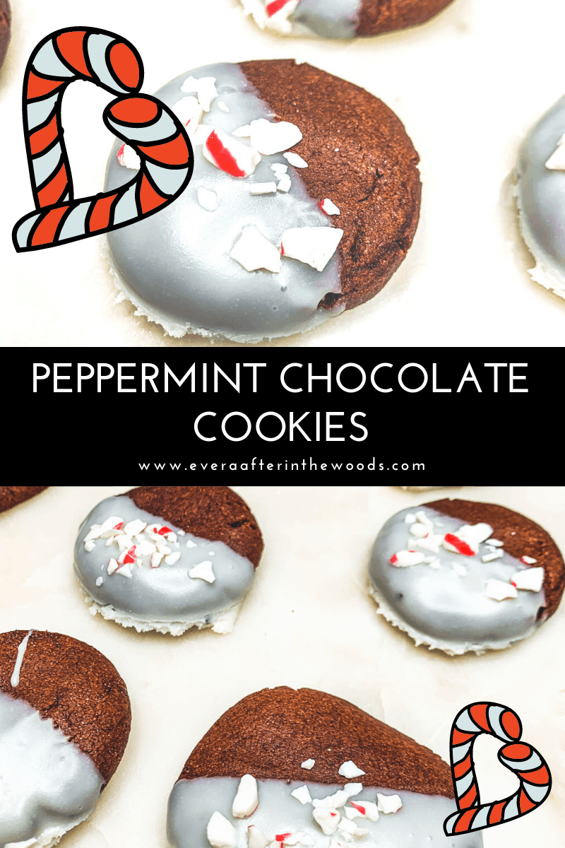 Peppermint Cookies