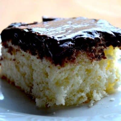 easy moist cake poke recipe