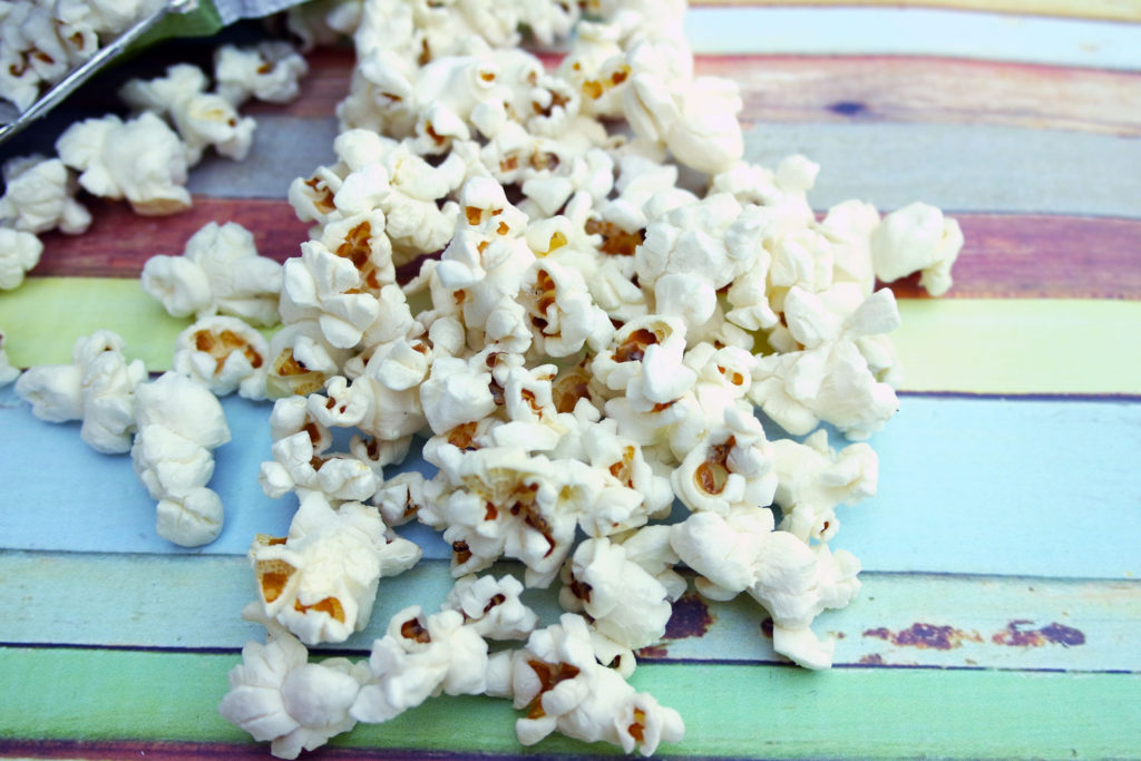 popcorn snack for school