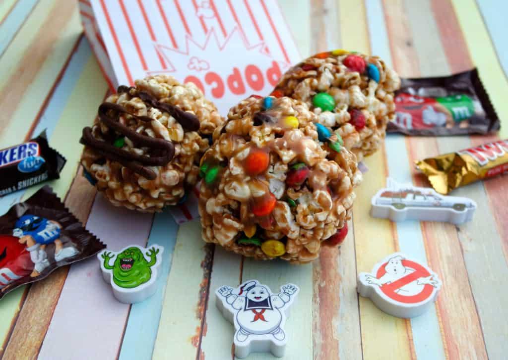 how to make caramel popcorn balls easy