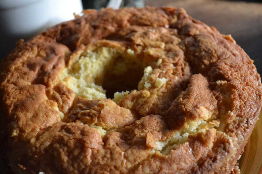 easy delicious moist almond poundcake recipe
