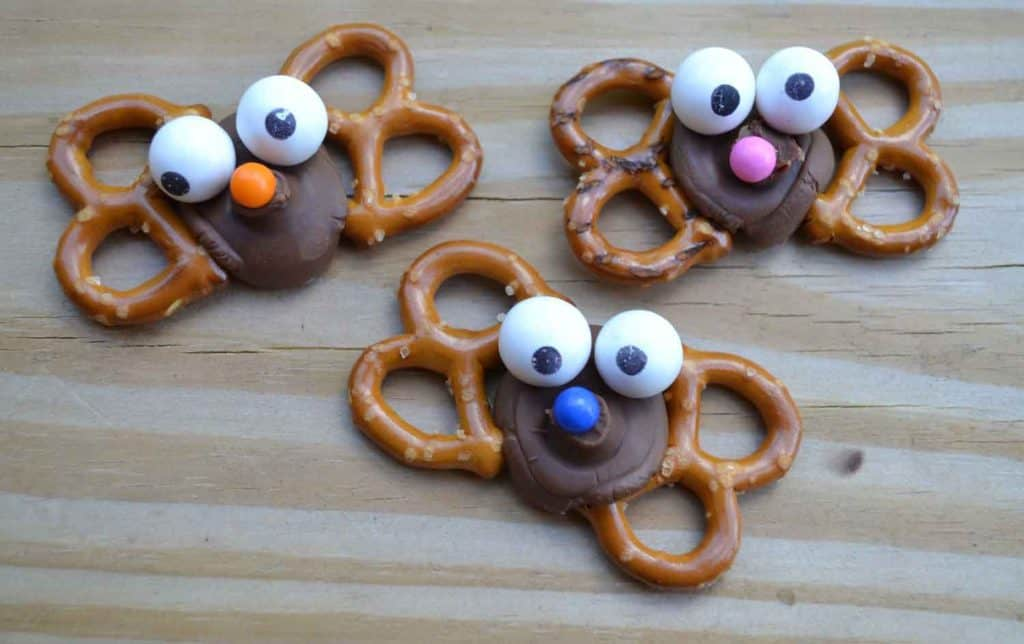 children birthday food bug