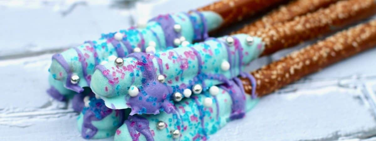 what to make for a mermaid dessert party