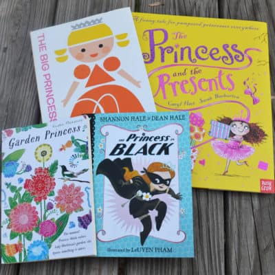 What would Princess Charlotte Read?