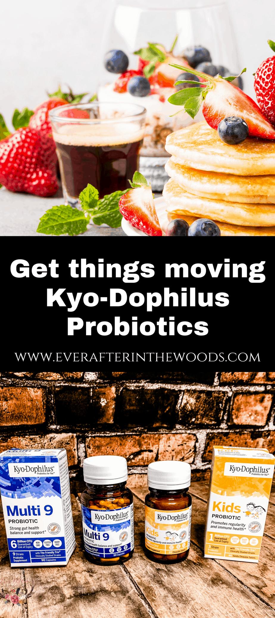 Kyo-Dophilus Probiotics