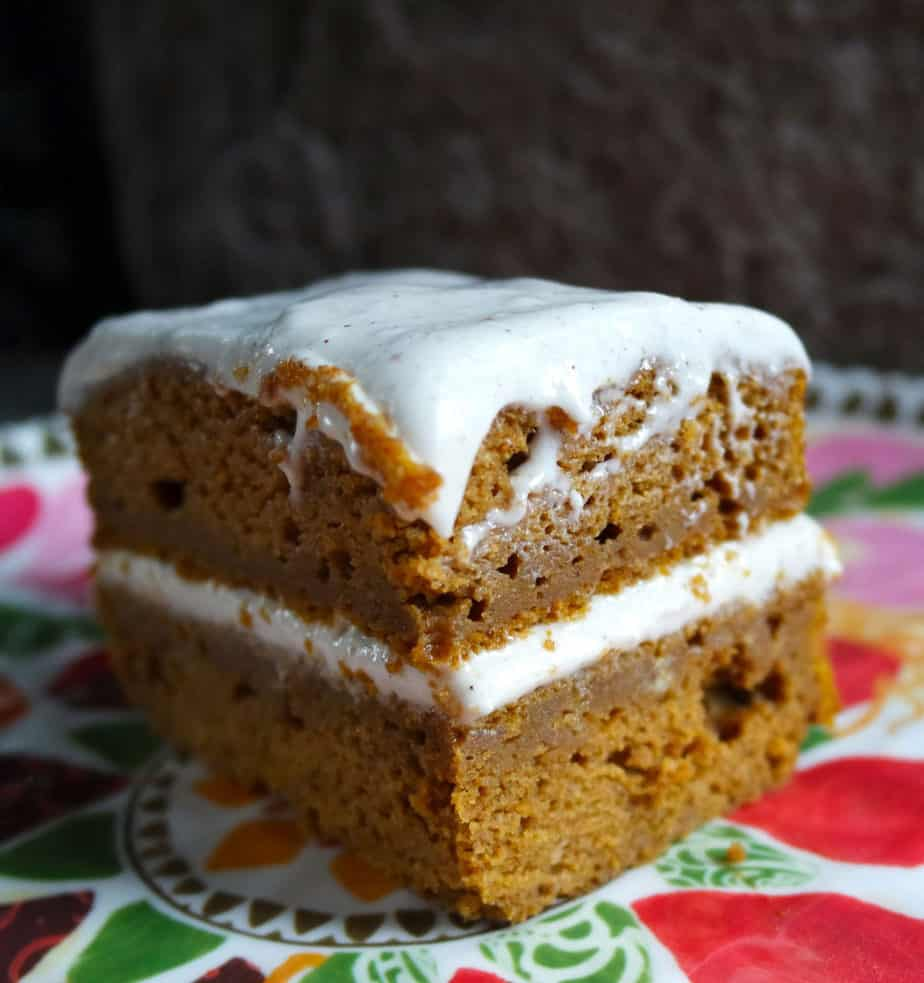 fall cake from cake mix