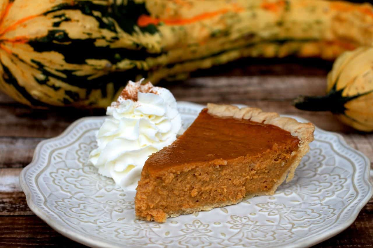 best ever pumpkin pie recipe
