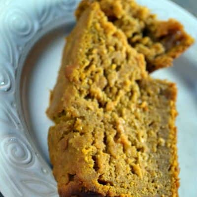 Moist and Delicious Pumpkin Bread Recipe with Coconut Oil