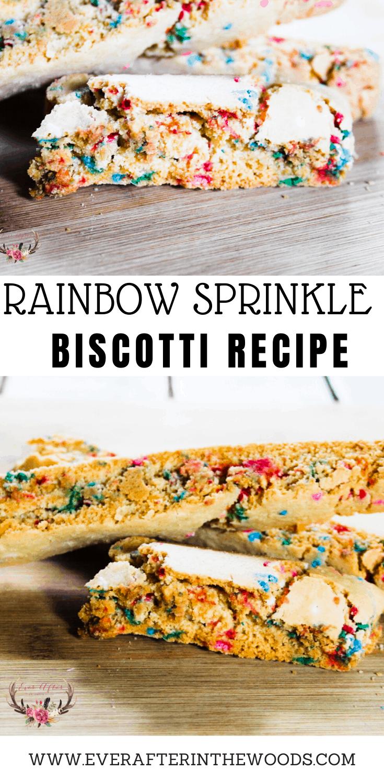 rainbow biscotti