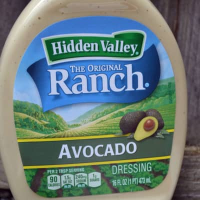 New Hidden Valley Ranch Flavors Available at Walmart