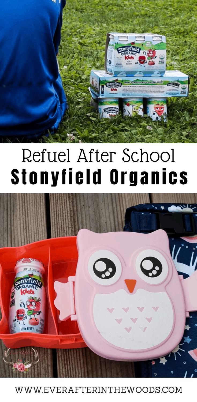 stonyfield organics