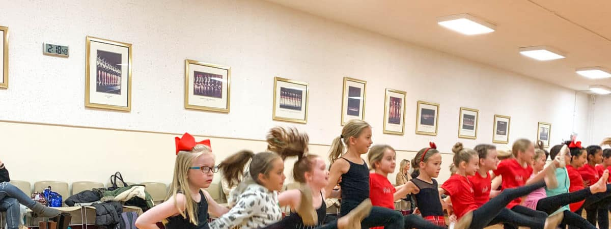 dance lesson with rockettes nyc