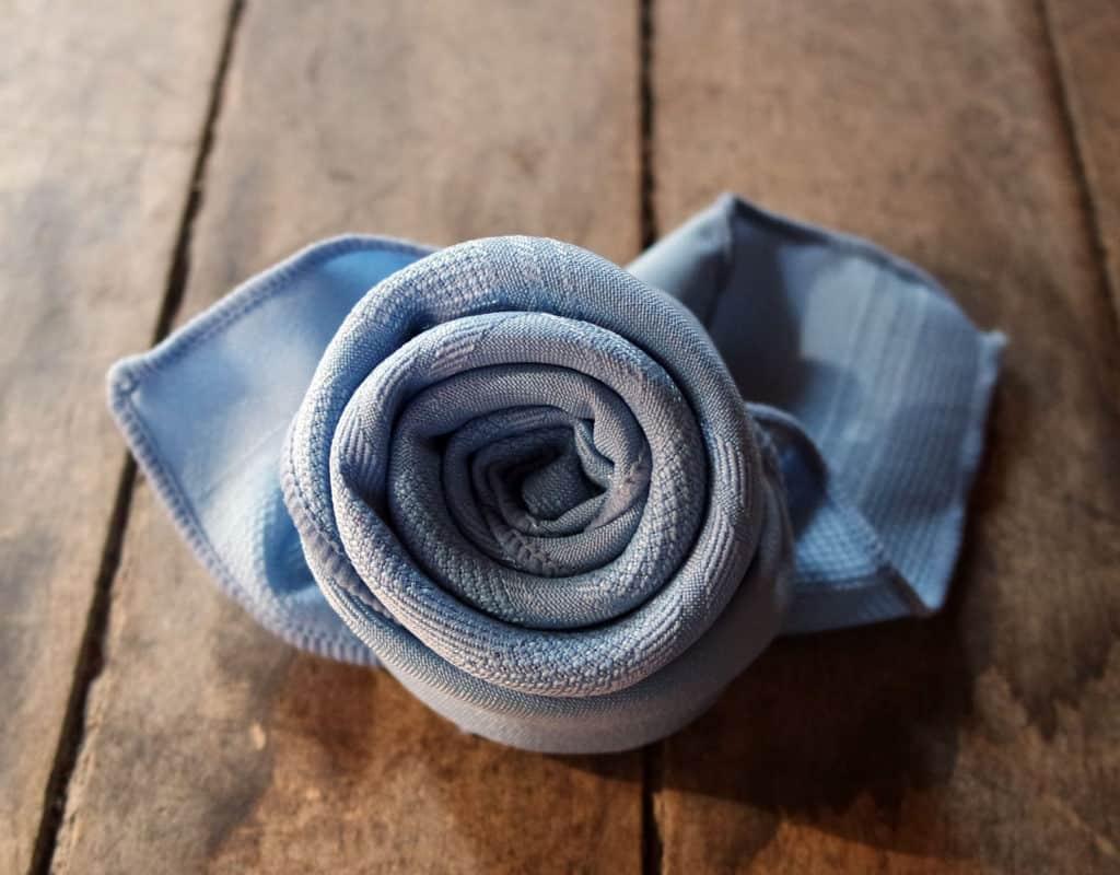 rosebud-napkin