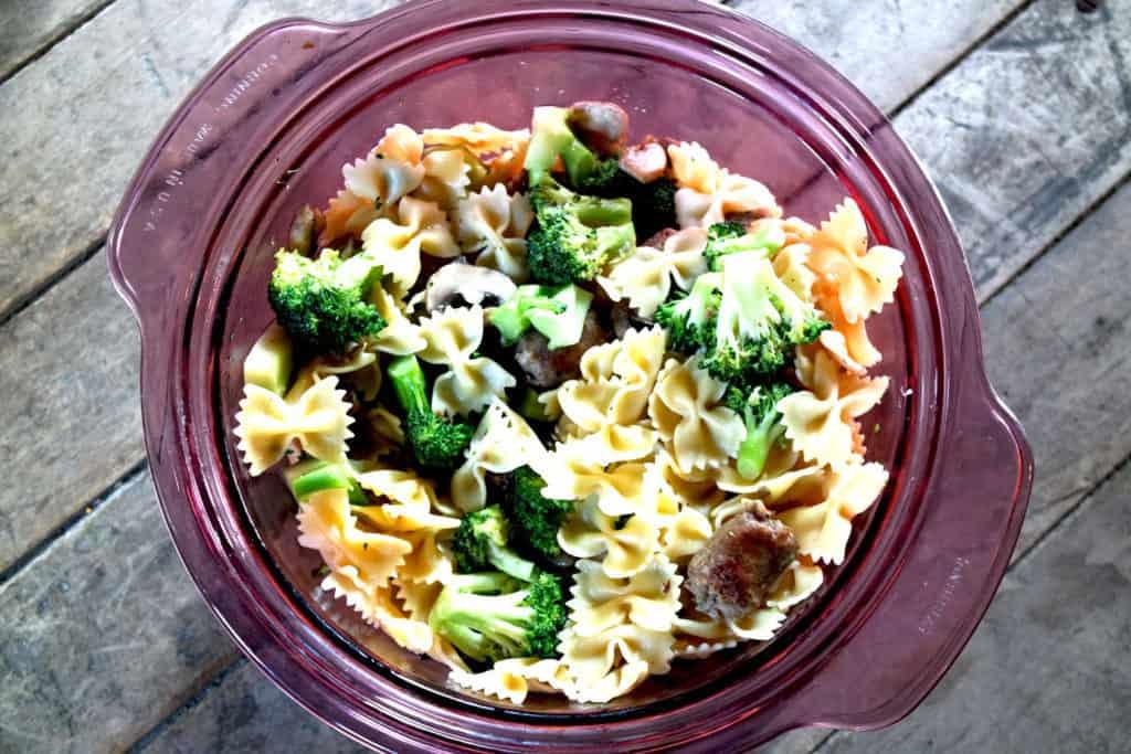 sausage-broccoli-caserrole