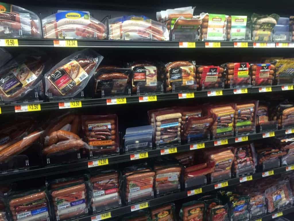 sausage-store