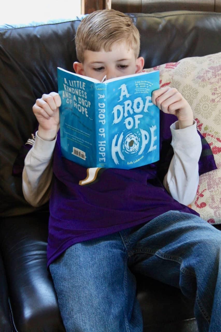 A drop of hope scholastic books