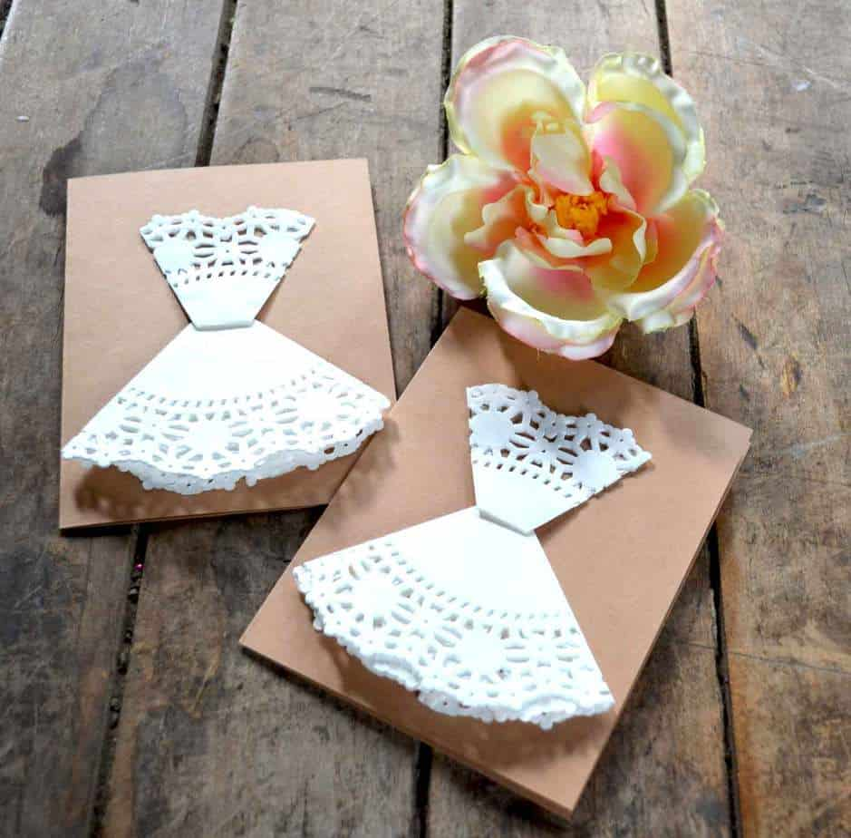 Diy Bridal Shower Invitations Ever After In The Woods