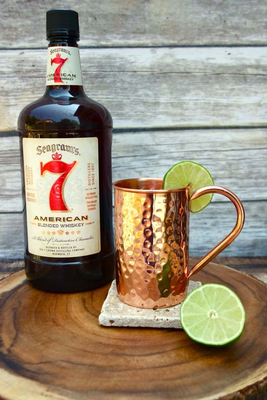 speciality cocktail moscow mule
