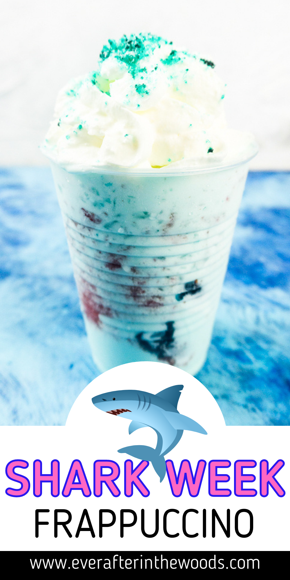 shark week milkshake