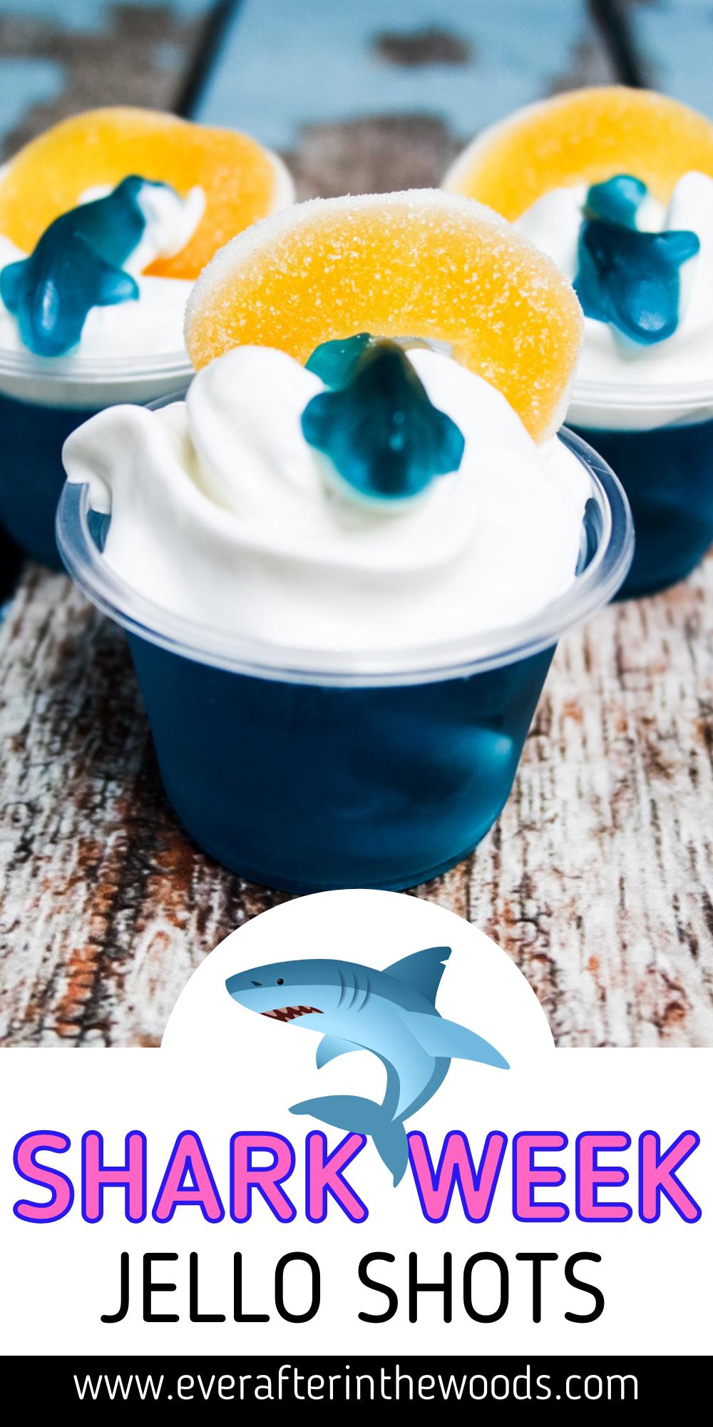 shark week dessert
