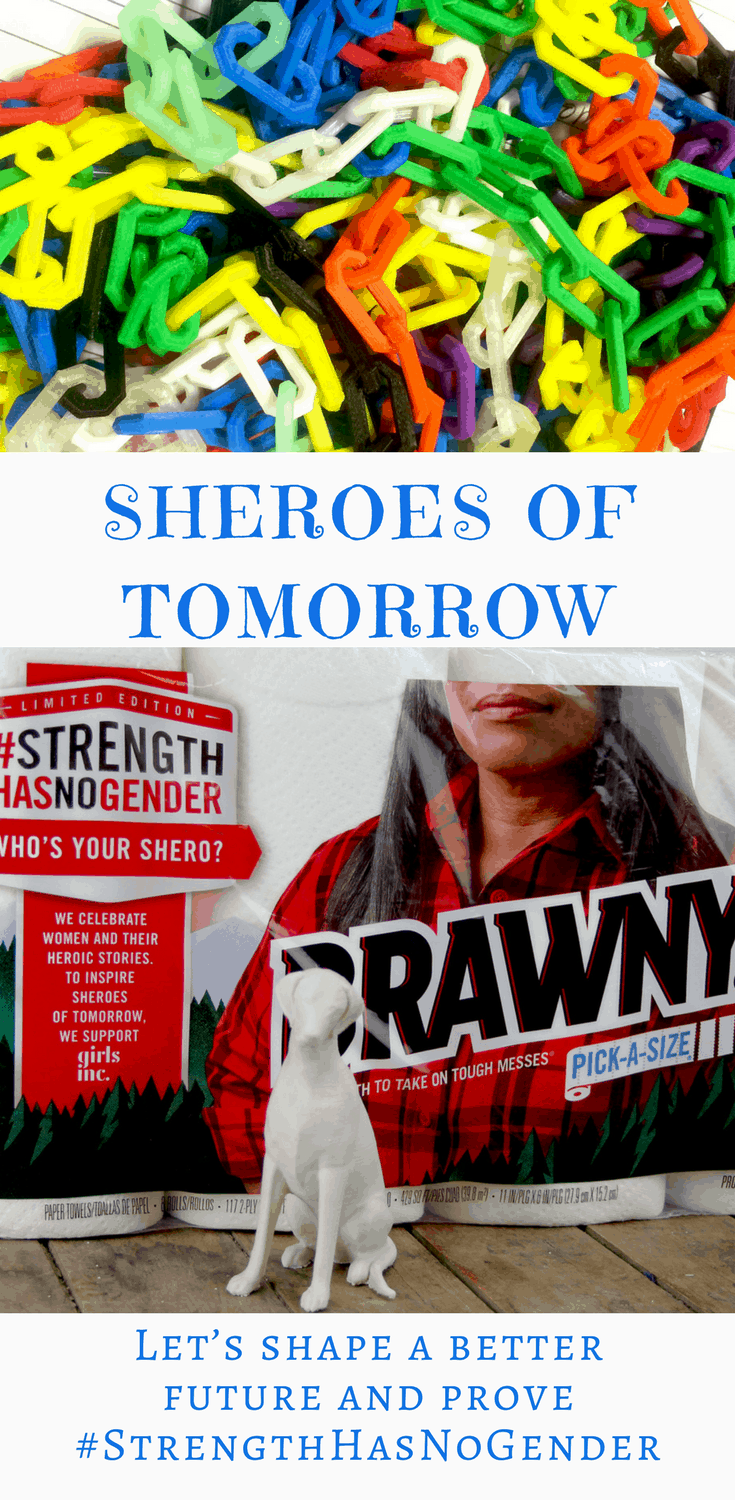 brawny campaign sheroes of tomorrow
