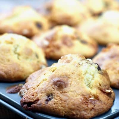 how to make bakery style muffins