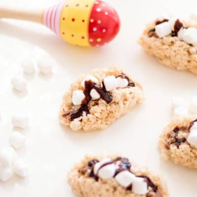 s'mores tacos | cinco de mayo dessert | fiesta themed party dessert
