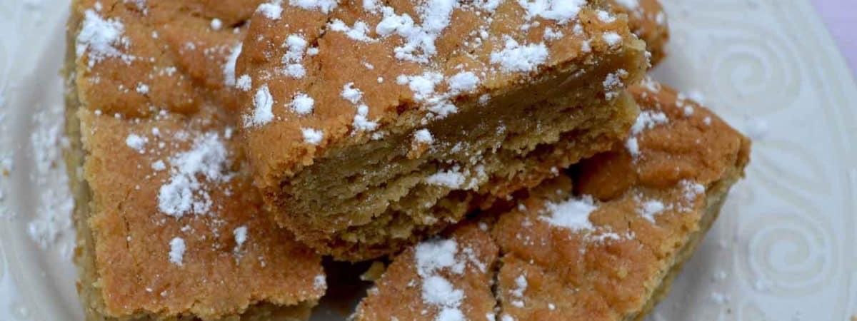 snickerdoodle bar recipe bake
