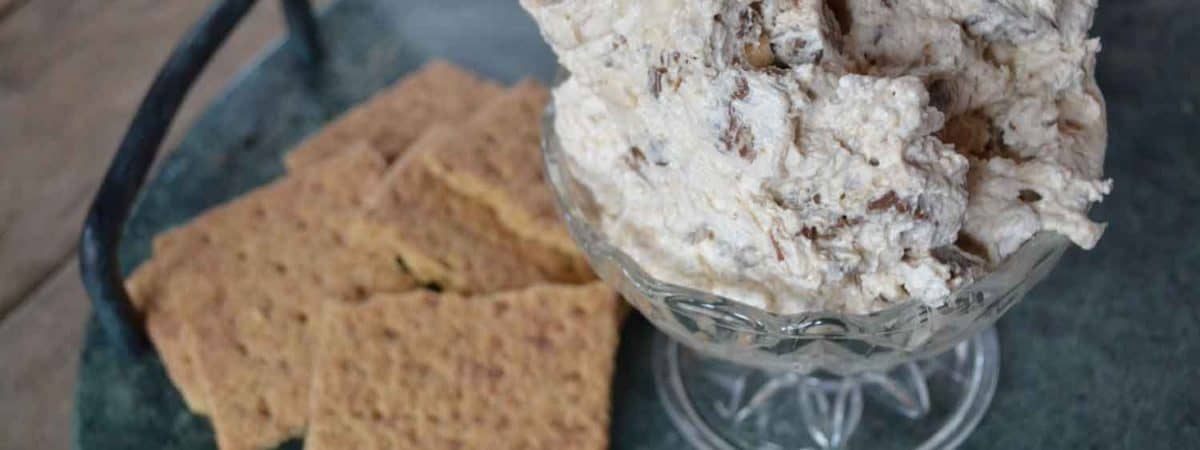 4 Ingredient Snickers Dip Ever After In The Woods