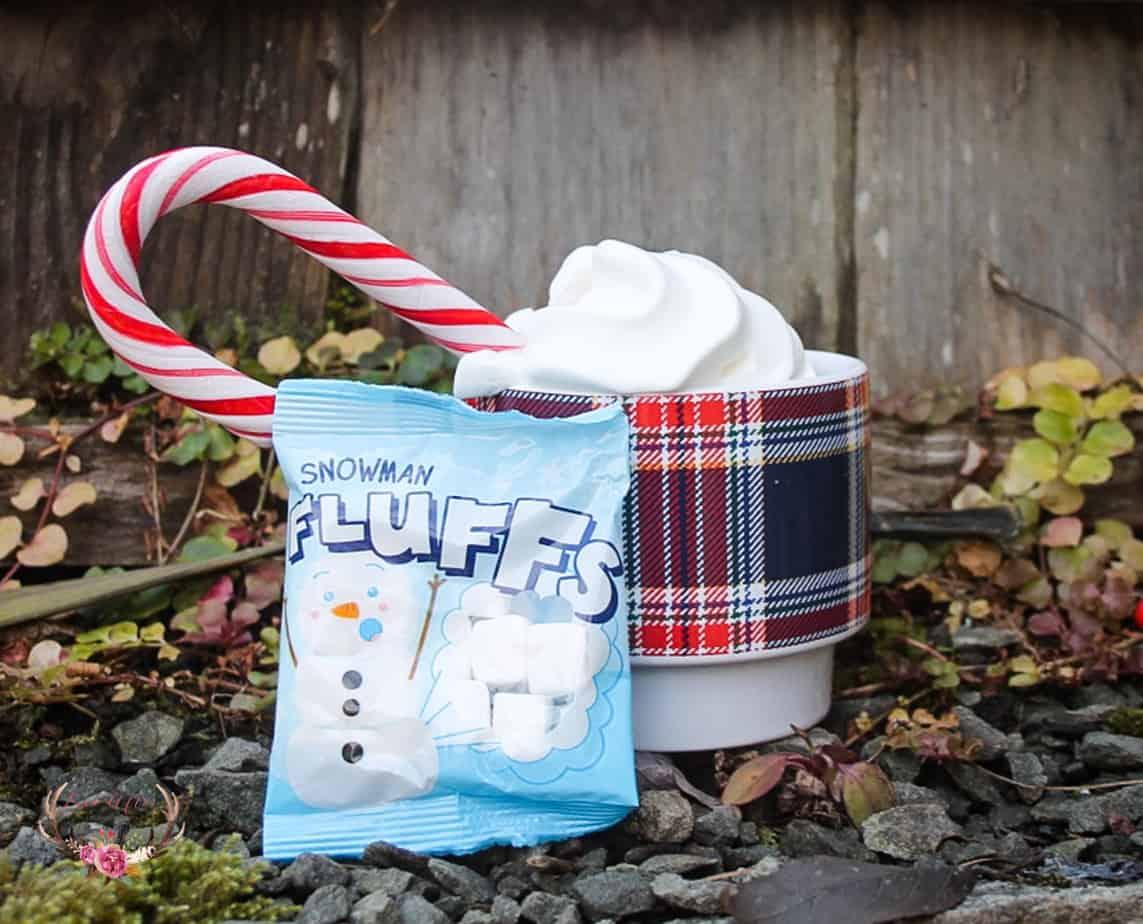 snowman soup printable