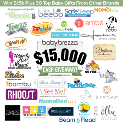 Baby Brezza is Giving Away $15,000
