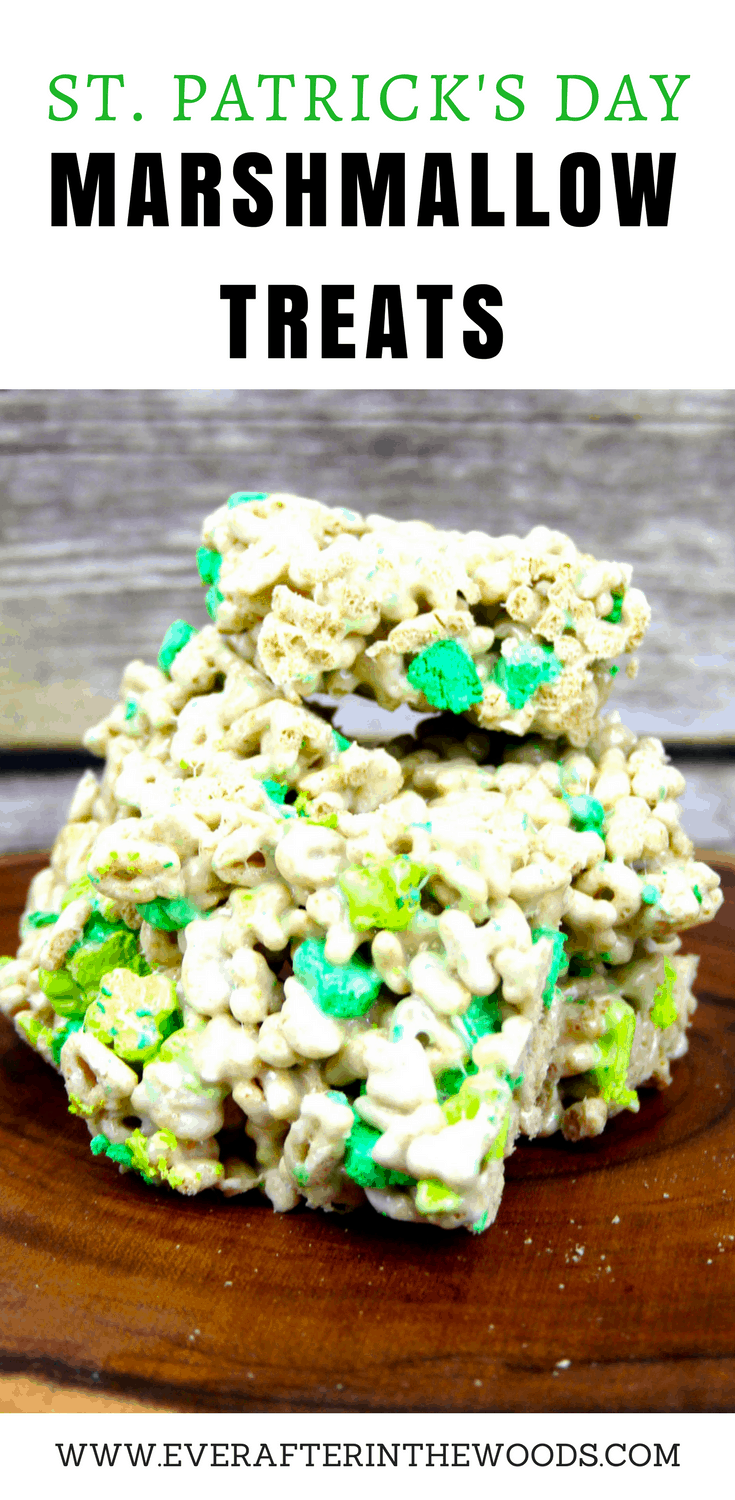 easy dessert for st patricks day