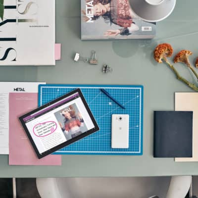 Microsoft Surface Pro –The Perfect Tablet for Use Anywhere Plus Savings & Giveaway