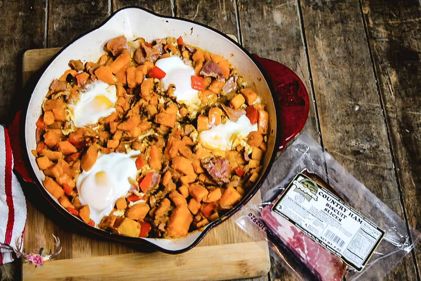 spicy hash breakfast recipe
