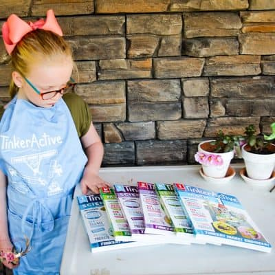 Be School Ready with TinkerActive Workbooks