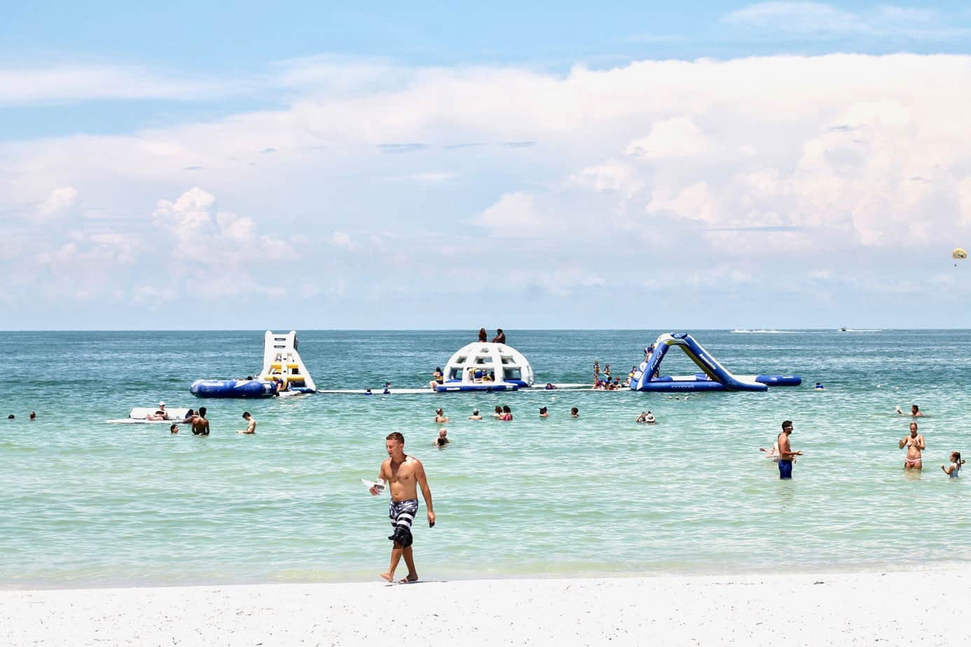 best beach vacations for families in US