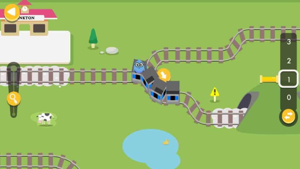 train-app