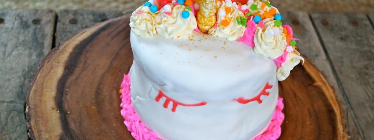 unicorn girl birthday party