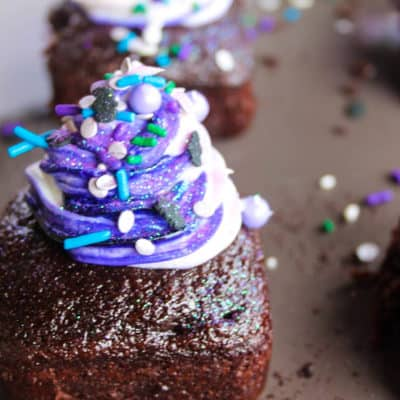 vamparina cupcakes